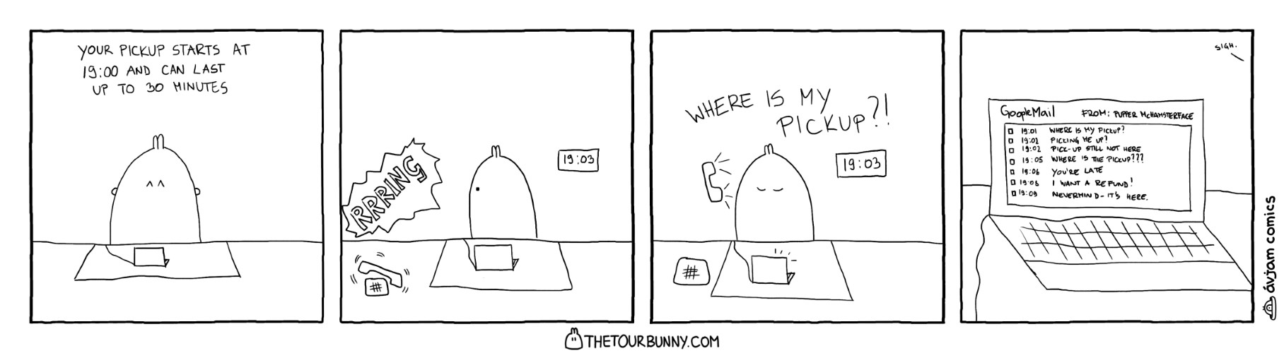 0036 – The Pickup