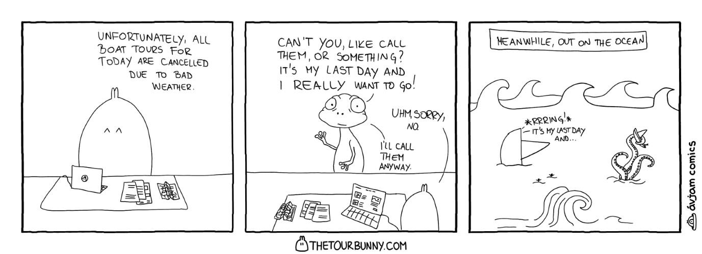 0085 – The Only Chance