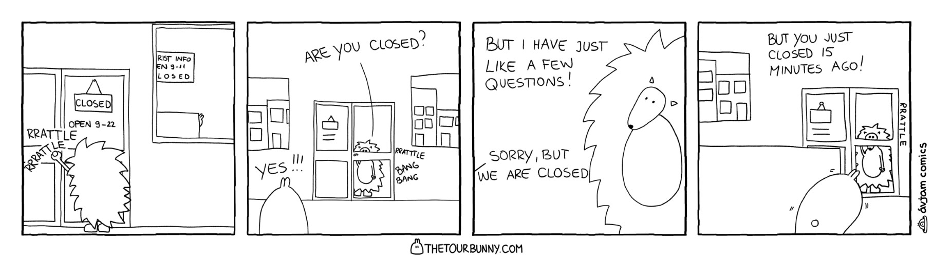 0149 – Are You Open?