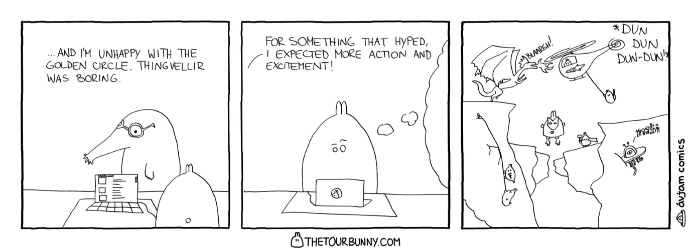 0204 – The Unimpressed One