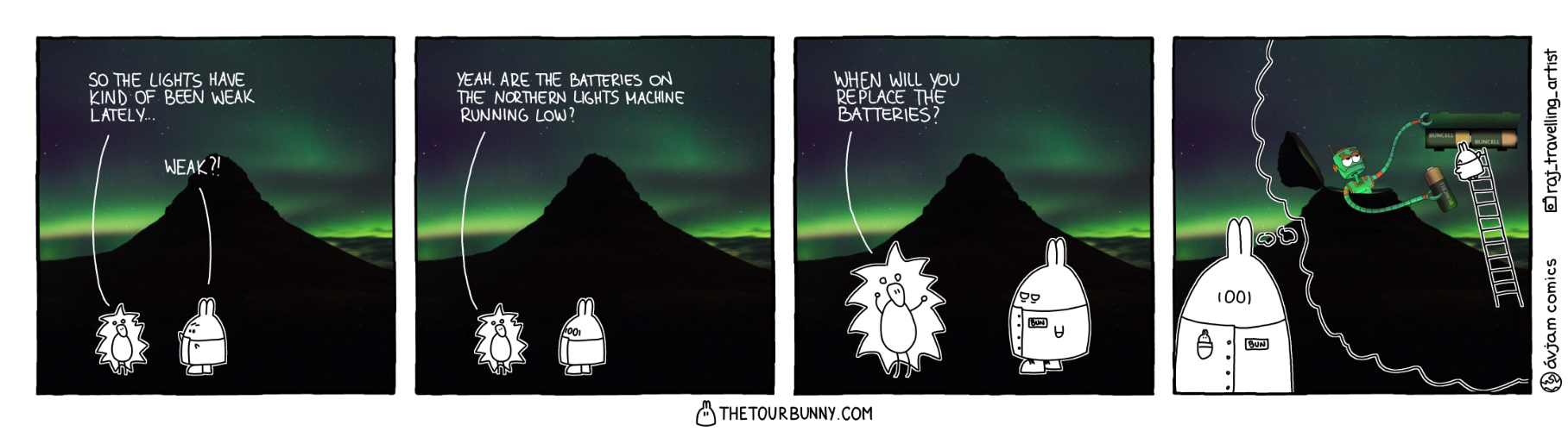 0366 – Battery (with raj_travelling_artist from Instagram)
