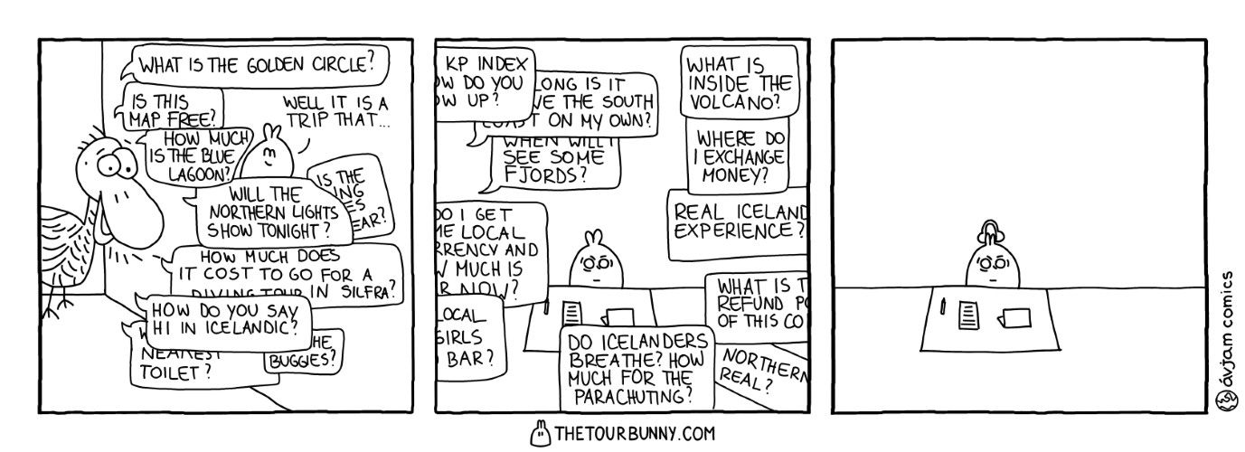 0003 – The Questions
