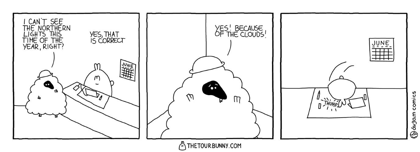 0005 – Must Be the Clouds