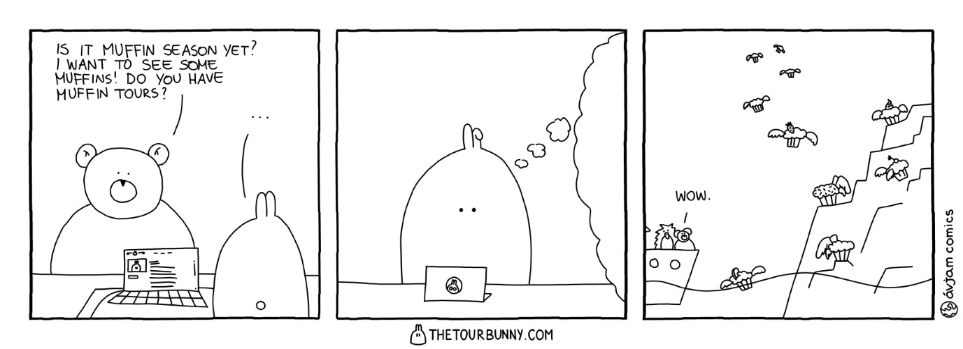 0271 – Muffin Tours