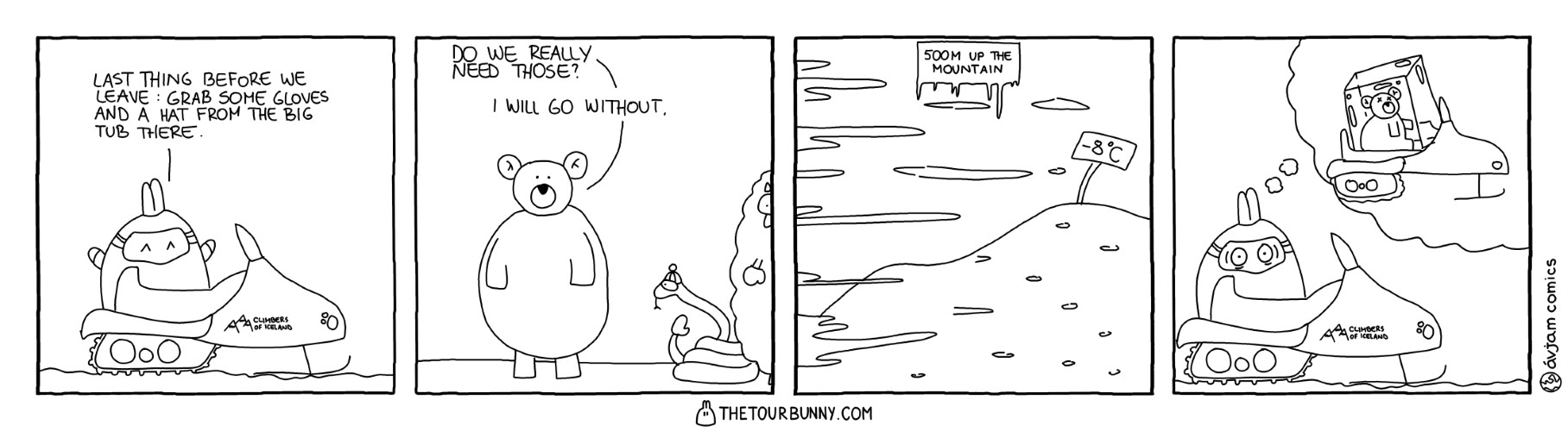 0286 – Is It That Cold?